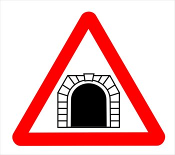 Free tunnel Clipart.