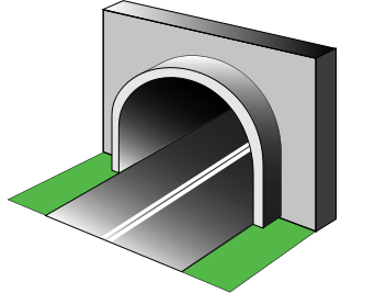 Icon Tunnel Png #38495.