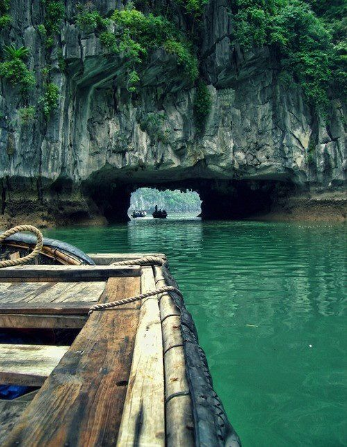 Rock tunnel, Phang.