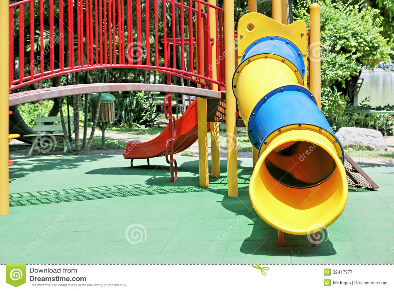 Kids tunnel clipart.