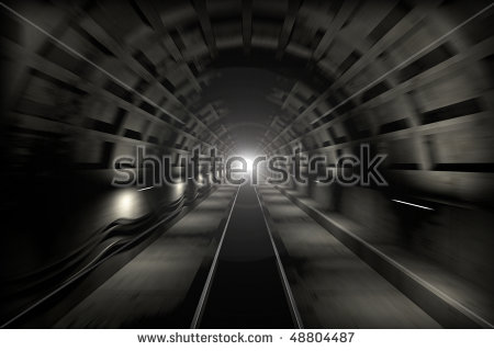 Tunnel View Stock Photos, Royalty.