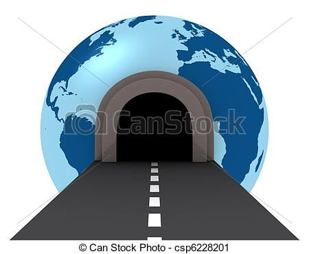Tunnel clipart free.