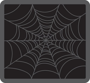 Spider Web Clipart Image.