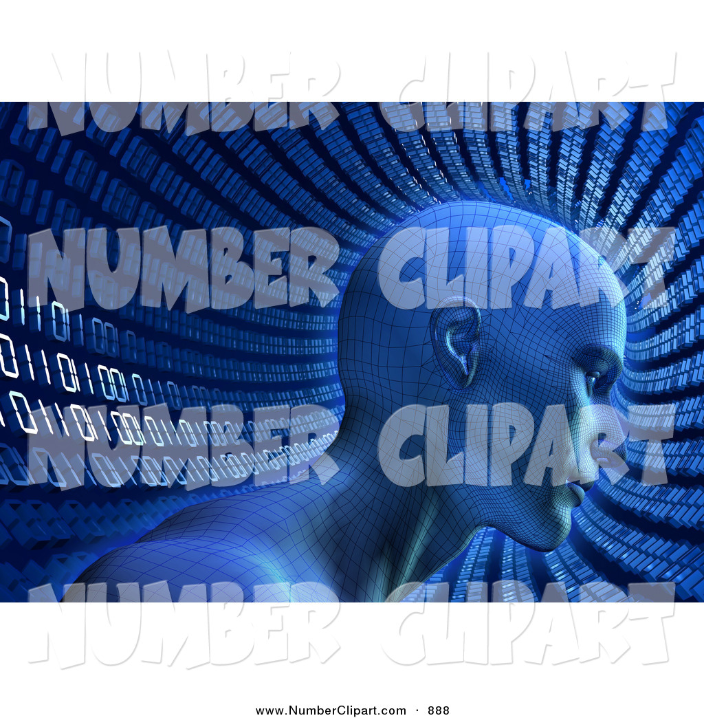 Royalty Free Stock Number Designs of Web Site Backgrounds.