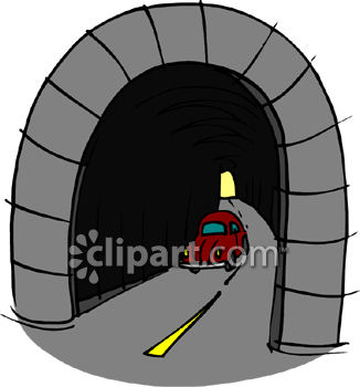 Tunnel 20clipart.