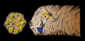 Tunneling Clipart by Megapixl.