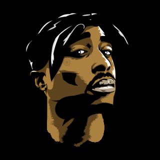 36+ Tupac Shakur Clipart.