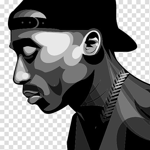 2pac PNG clipart images free download.