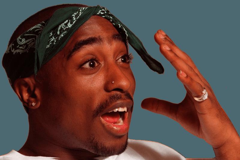 Tupac Shakur PNG, 2Pac PNG images free download.