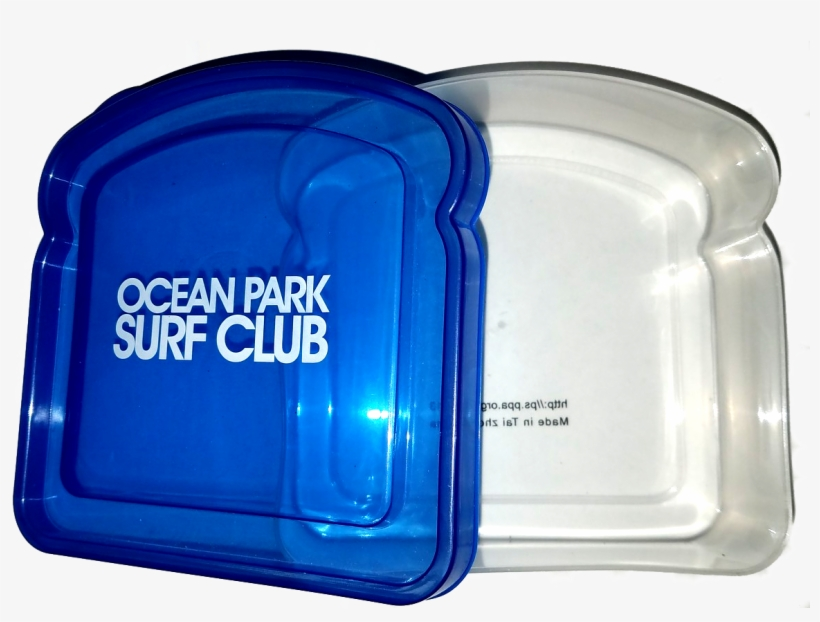 Ocean Park Surf Club Sandwich Case.