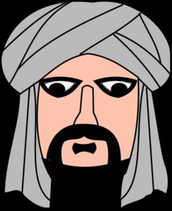 Turban Clipart.