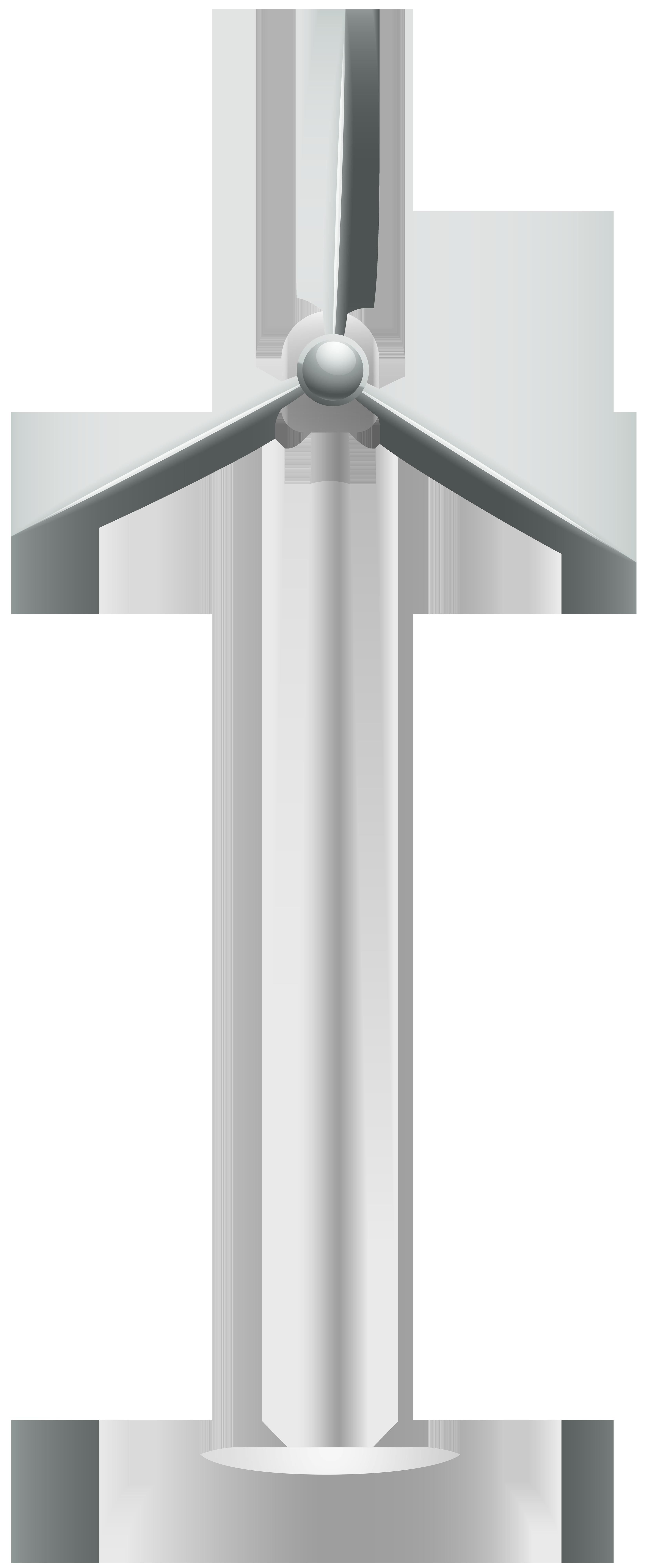 Wind turbine clip art at vector clip art.