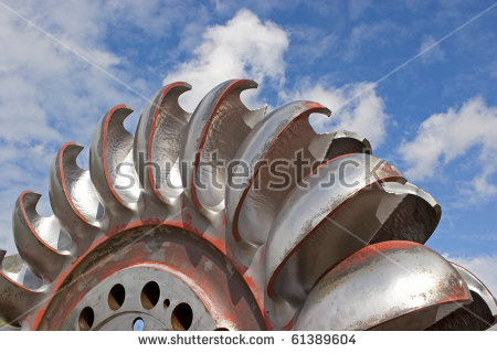 Water Turbine Stock Photos, Royalty.