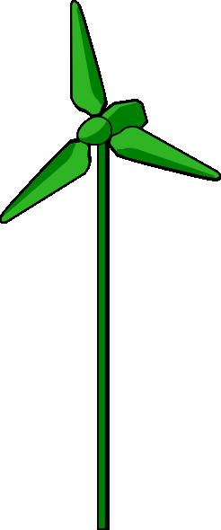 Free to Use & Public Domain Wind Turbine Clip Art.