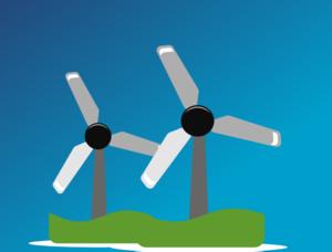 Wind Turbines Clip Art at Clker.com.