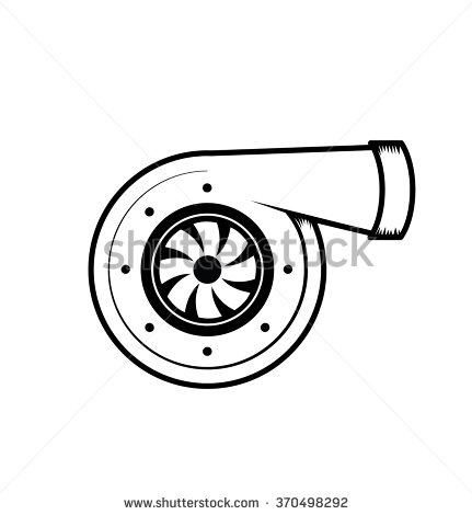 Car turbo clipart.