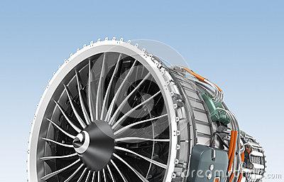 Turbofan Stock Illustrations.