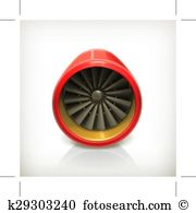 Turbofan Clipart Illustrations. 8 turbofan clip art vector EPS.
