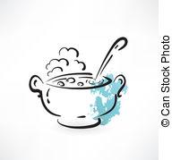 Soup tureen Clip Art Vector Graphics. 204 Soup tureen EPS clipart.