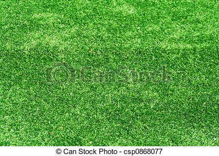 Picture of Astro turf background.