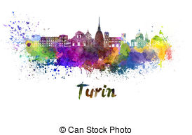 Turin skyline Illustrations and Clip Art. 24 Turin skyline royalty.