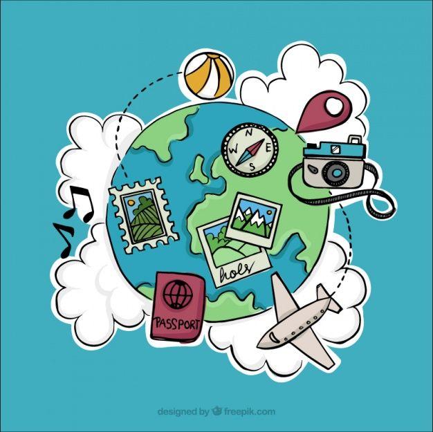 Baixe Artigos De Viagem Para O Dia Mundial Do Turismo.