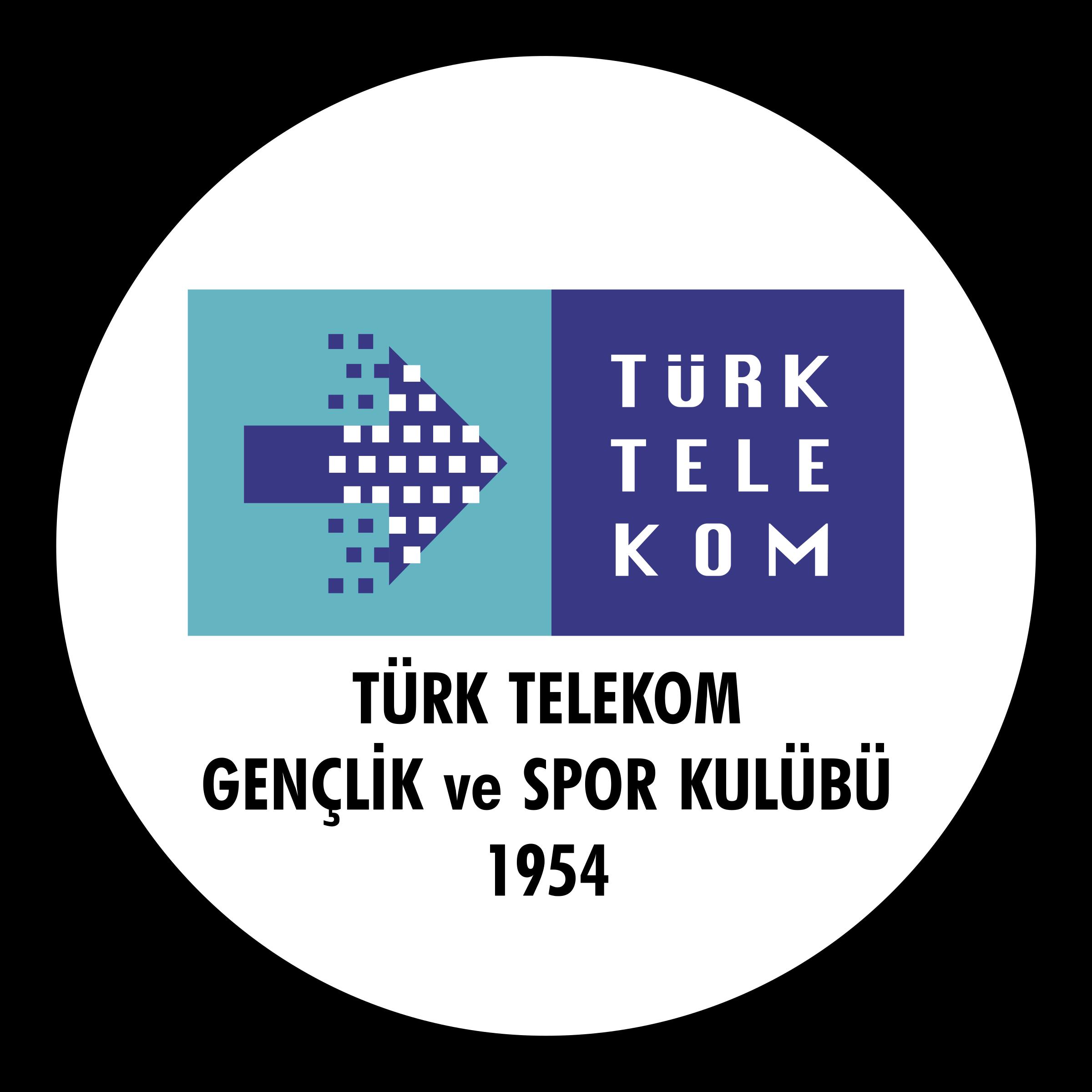 Turk Telekom GSK Logo PNG Transparent & SVG Vector.