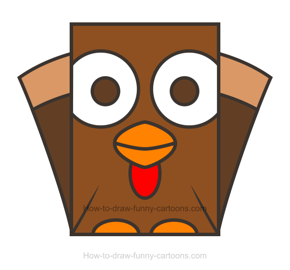 Turkey clipart.