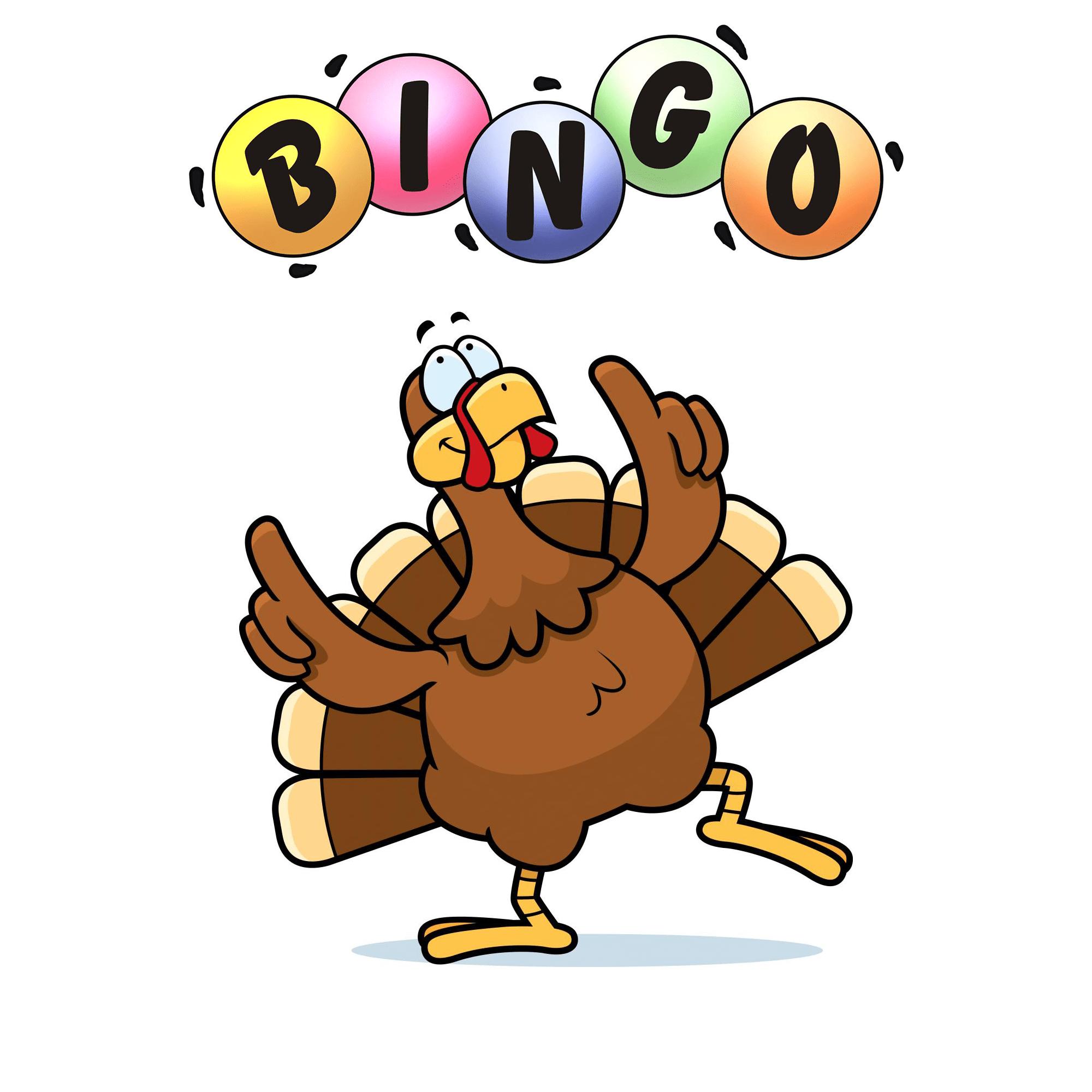 Turkey Bingo!.