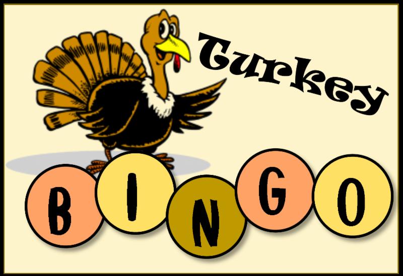Bingo clipart turkey, Bingo turkey Transparent FREE for.