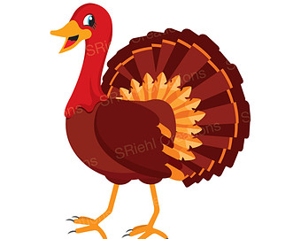 43+ Turkey Bird Clipart.