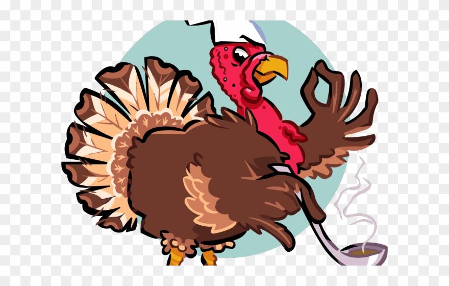 Turkey Bird Clipart Big Turkey.