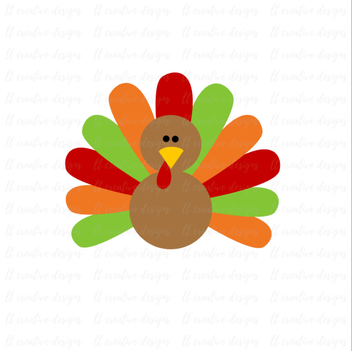 Collection of Turkey clipart.