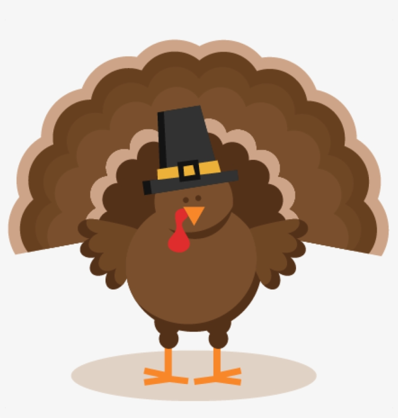 Cute Turkey PNG Images.