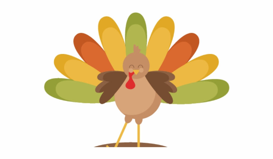 Turkey Clipart Cute.