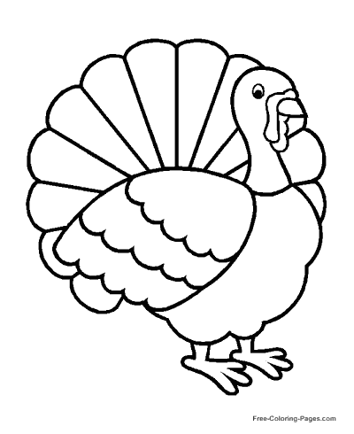 Thanksgiving Coloring Pages, Sheets and Pictures.