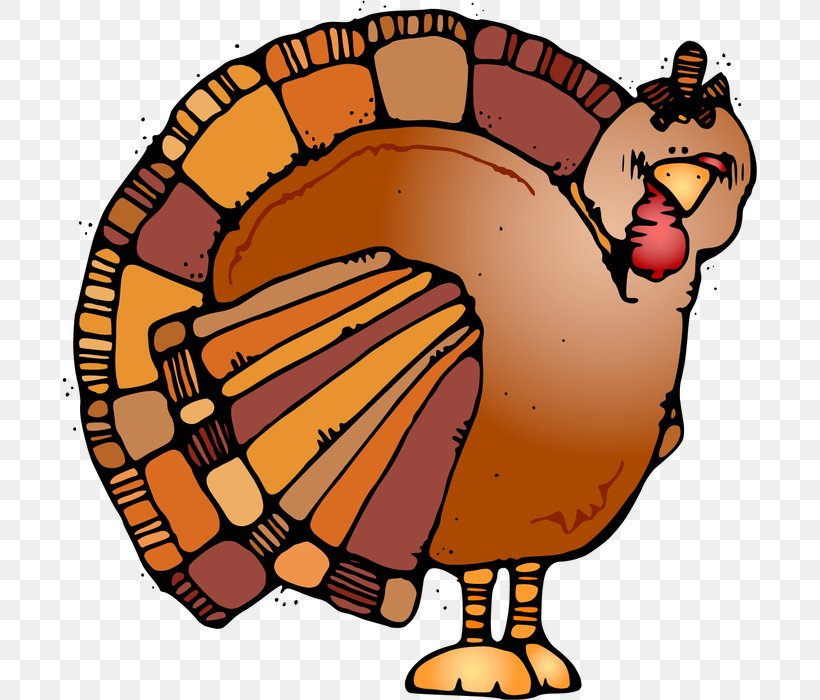 Thanksgiving Turkey Meat Clip Art, PNG, 695x700px.