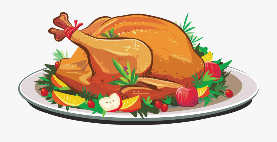 Cooked Clipart At.