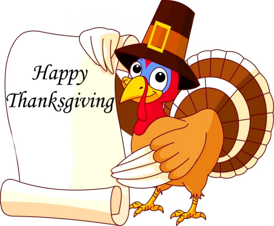 Thanksgiving Day Clip Art.