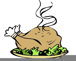 Turkey Dinner Clipart Free.