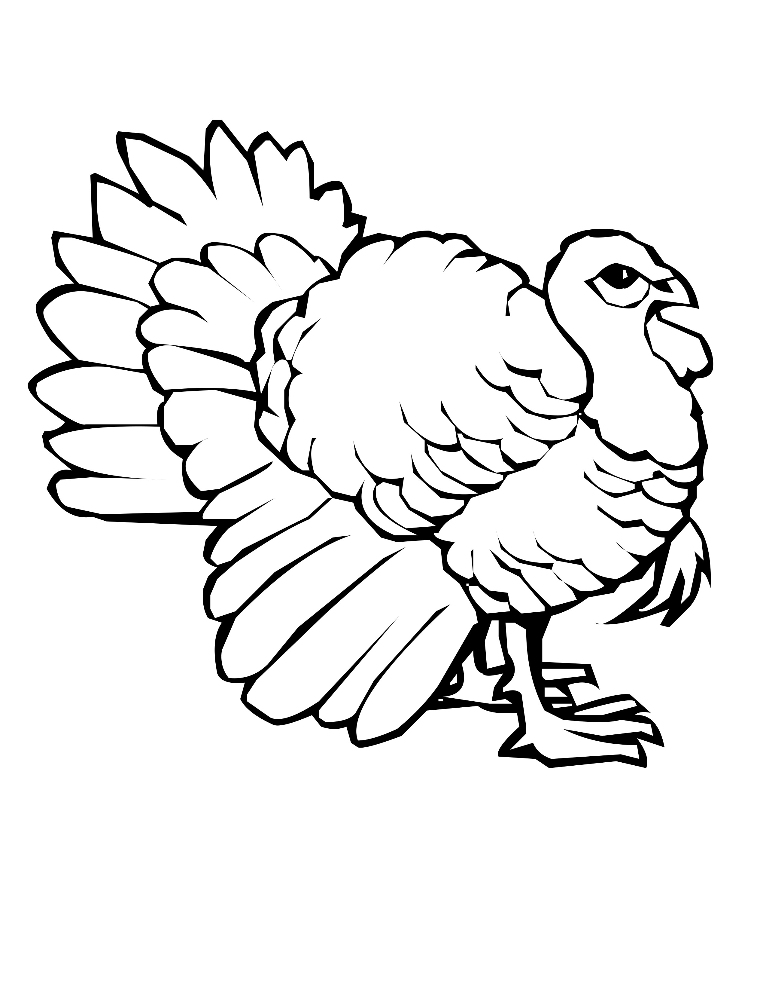 Free Turkey Drawing Pictures, Download Free Clip Art, Free.