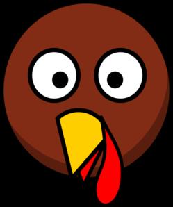 Turkey Head Clip Art at Clker.com.