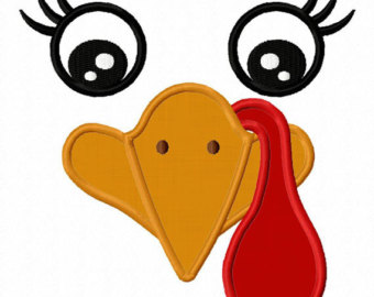 Turkey face clipart » Clipart Station.