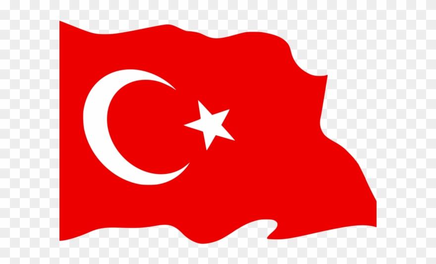 Turkey Flag Clipart Turkey.