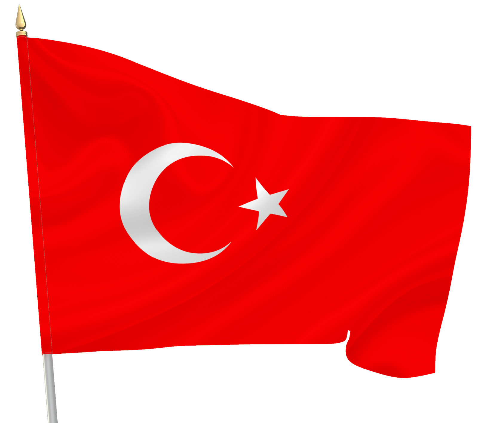 Turkish Flag Clipart Png Collection #45675.