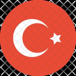 Turkey Icon.