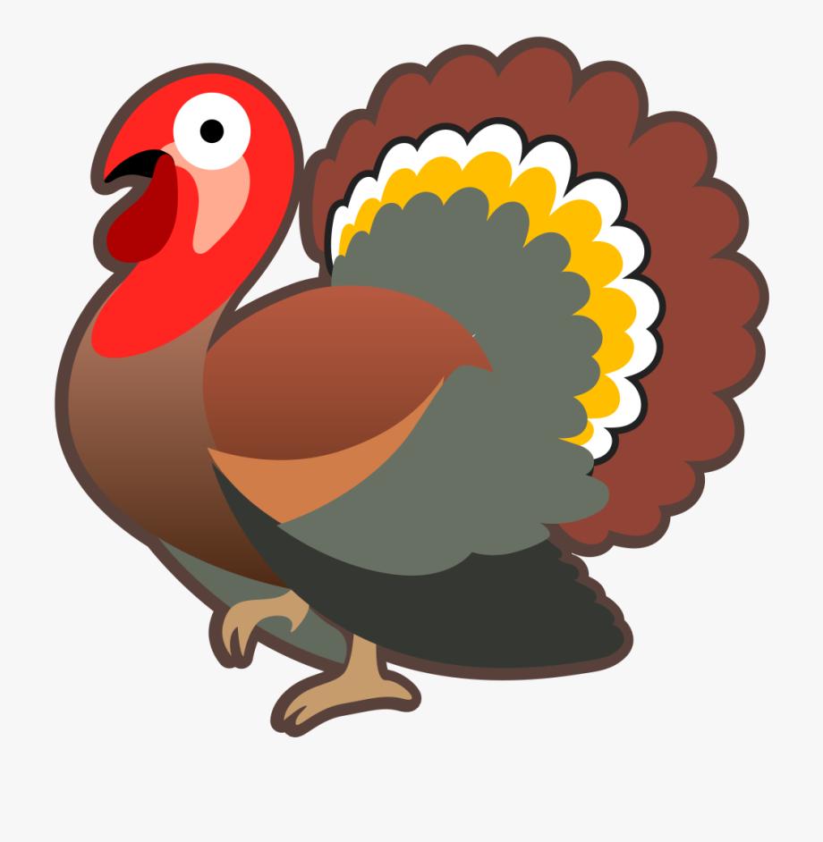 Turkey Icon Noto Emoji Animals Nature Iconset.