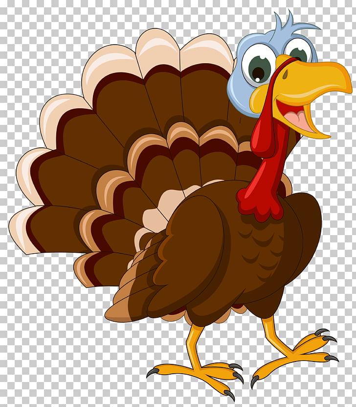 Black turkey Cartoon Turkey meat , Farm Turkey s, turkey.