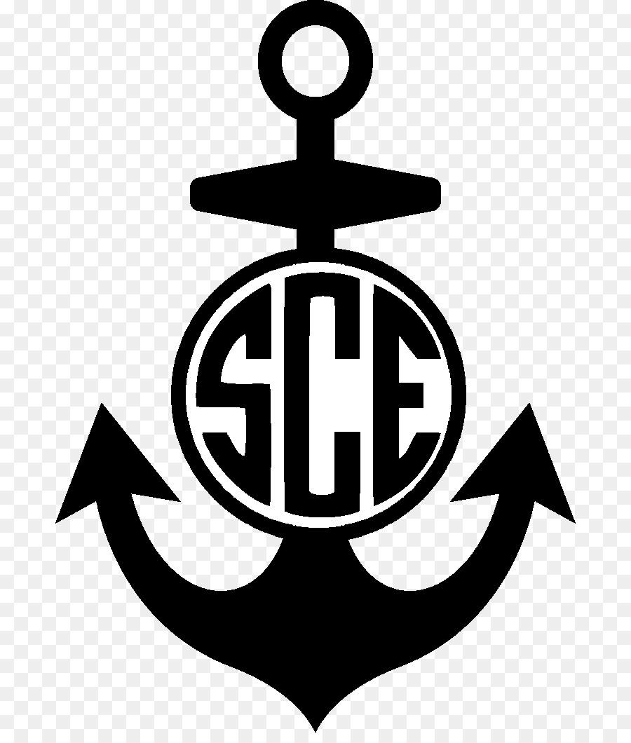 Monogram Anchor.