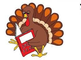 Image result for turkey reading clipart.